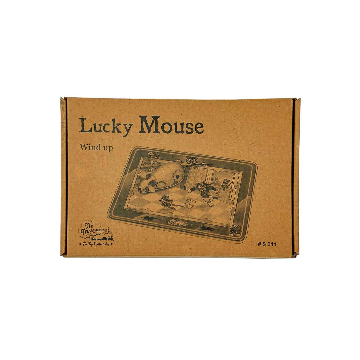 CLASSIC ORNAMENT(クラシック オーナメント) LUCKY MOUSE S011