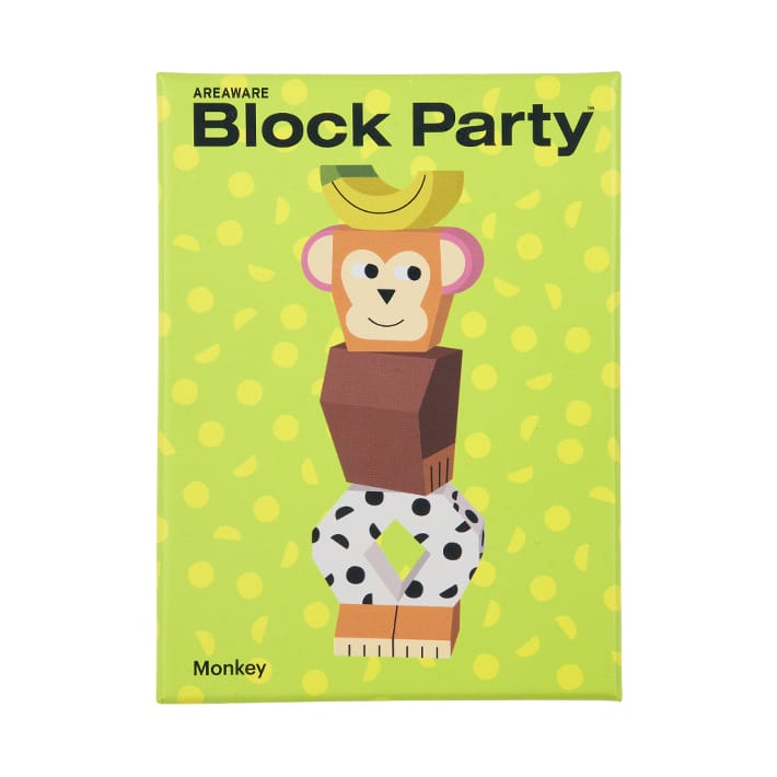 AREAWARE Block Party Monkey