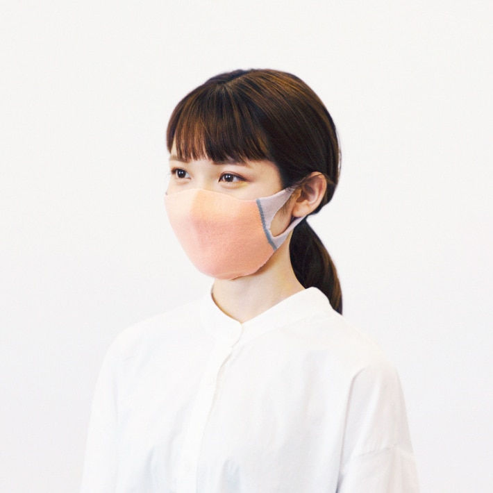 SEAMLESS KNIT MASK