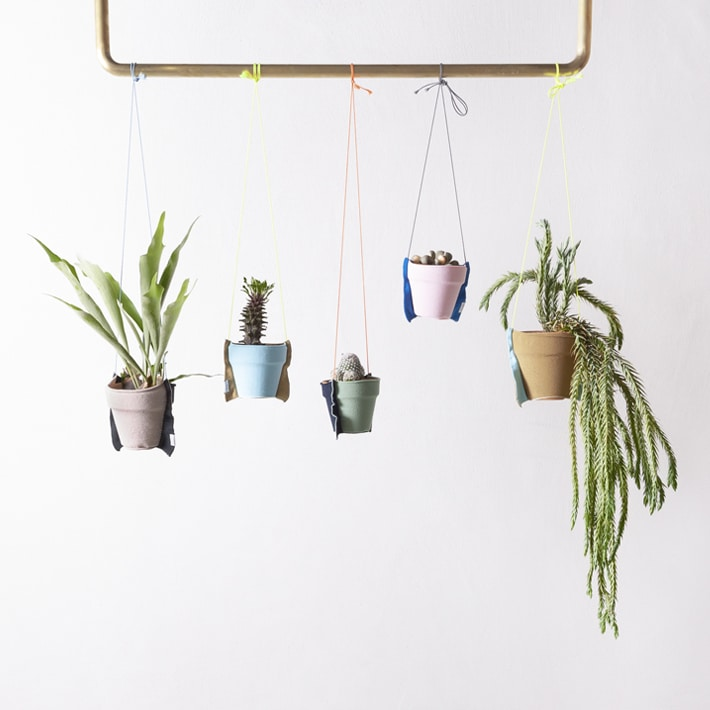 HANGING PLANT POT COVER