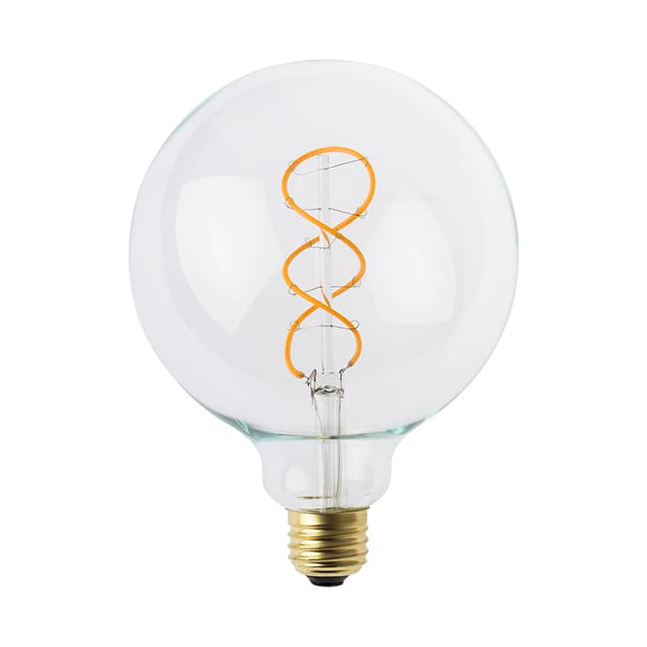 VINTAGE LED BULB BALL LARGE