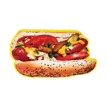 Little Puzzle Thing Hot Dog