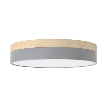 Olika LED CEILING LIGHT グレー